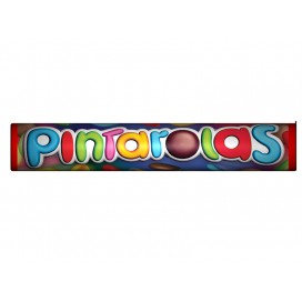 Pintarolas Tubo - Drageias de chocolate 20x22g