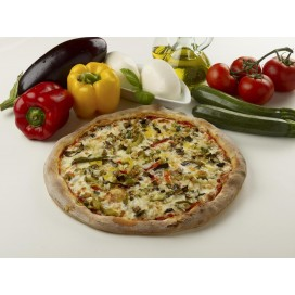 pizza vegetariana 29x47 gr 1350 cx de 8 uni