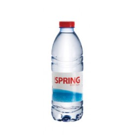 Agua Spring Portugal 0.50L Pet cx24Un