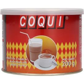 Achocolatado COQUI 12 x 200gr em lata
