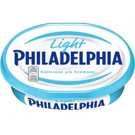 Queijo Philadelphia 175G Light Cx 16 Un