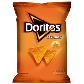 DORITOS TEX MEX 120G  24UNI/CX