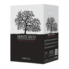 Bag in Box Monte Seco 5lt Tinto