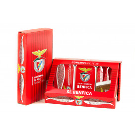 Pack 3 latas SL Benfica