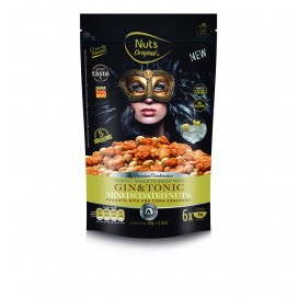 Nuts Original Gin & Tonic - 150gr
