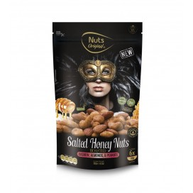 Nuts Original Salted Honey Nuts - 120gr