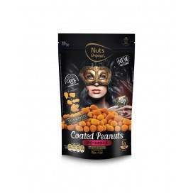 Nuts Original Coated Peanuts Spicy Barbecue - 125gr
