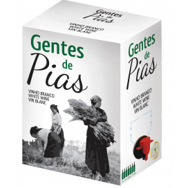 GENTES DE PIAS BRANCO BAG-IN-BOX 5L