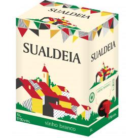 SUALDEIA BRANCO - BAG-IN-BOX 5L