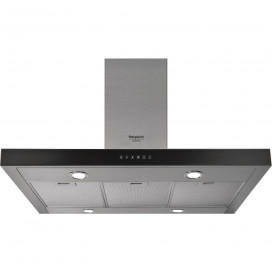 EXAUSTORES PAREDE E ILHA HOTPOINT HIBS 9.8F LT X