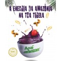 SORBET DE AÇAÍ AMAZON COM GUARANÁ 900ML - Cx/6