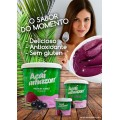 SORBET DE AÇAÍ AMAZON NATURAL 900ML - Cx/6
