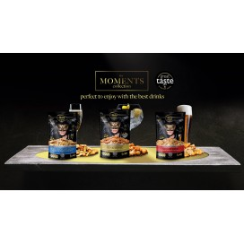 Nuts Original - Caixa Moments - Gin & Tonic, Luxury Beer e Wine & Champagne