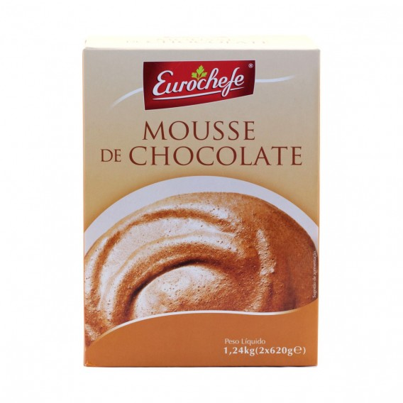 Mousse Chocolate Eurochefe