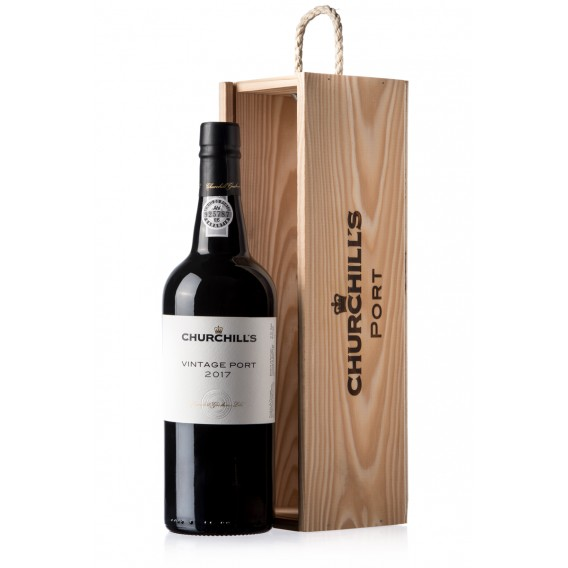 Porto  CHURCHILL'S PORT VINTAGE 75CL DOURO Caixa de 6 un.